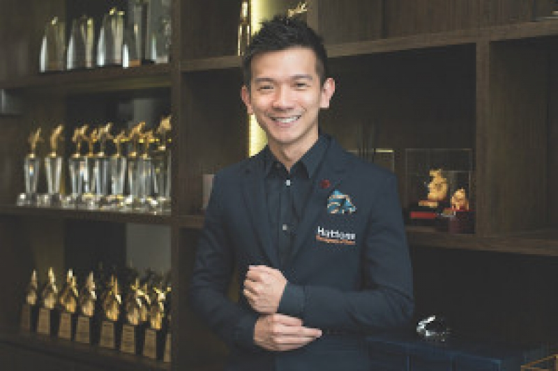 Rex Tan charts new frontiers at Huttons